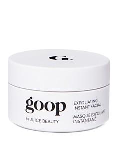 goop - Exfoliating Instant Facial
