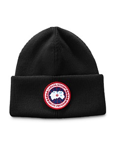 Canada Goose Arctic Disc Patch Beanie - Bloomingdale's_0