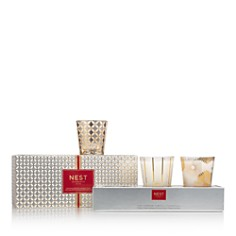 NEST Fragrances - Festive Candle Trio Set
