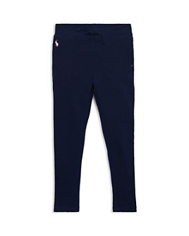 Ralph Lauren - Girls' French Terry Sweatpants - Little Kid