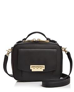 ZAC Zac Posen - Earthette Small Leather Box Bag