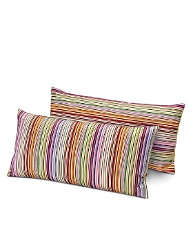 "Missoni - Jenkins Decorative Pillow, 12"" x 24"""
