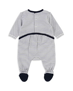 Little Marc Jacobs - Boys' Footie & Beanie Set - Baby