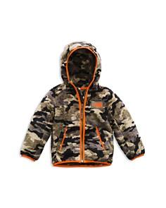 The North Face® - Boys' Hampshire Camo-Print Fleece Jacket - Little Kid