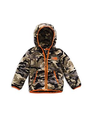 The North Face Boys Hampshire CamoPrint Fleece Jacket  Little Kid