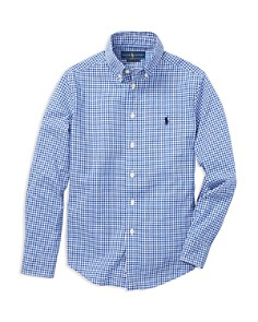 Ralph Lauren Boys' Button Down Shirt - Big Kid - Bloomingdale's_0