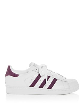 Adidas - Women's Superstar Lace Up Sneakers
