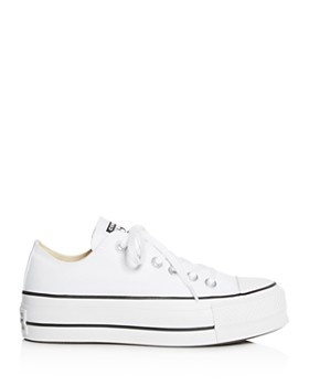 Converse - Women's Chuck Taylor All Star Lace-Up Platform Sneakers