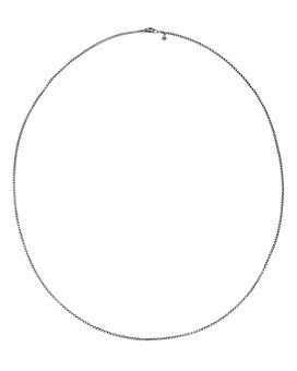 """JOHN HARDY - Sterling Silver Classic Chain Box Chain Necklace, 26"""""""