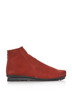 Arche - Women's Baryky Nubuck Leather Booties