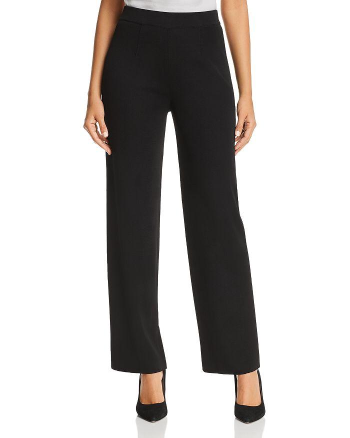 Misook - Wide Pull-On Pants
