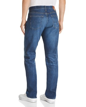 AG - Graduate Straight Slim Fit Jeans in 7 Years Stopover
