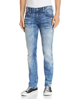 True Religion - Rocco Skinny Fit Jeans in Blue Riot