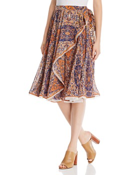 Tory Burch - Quincy Wrap Skirt
