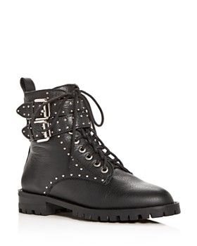 Rebecca Minkoff - Women's Jaiden Studded Booties