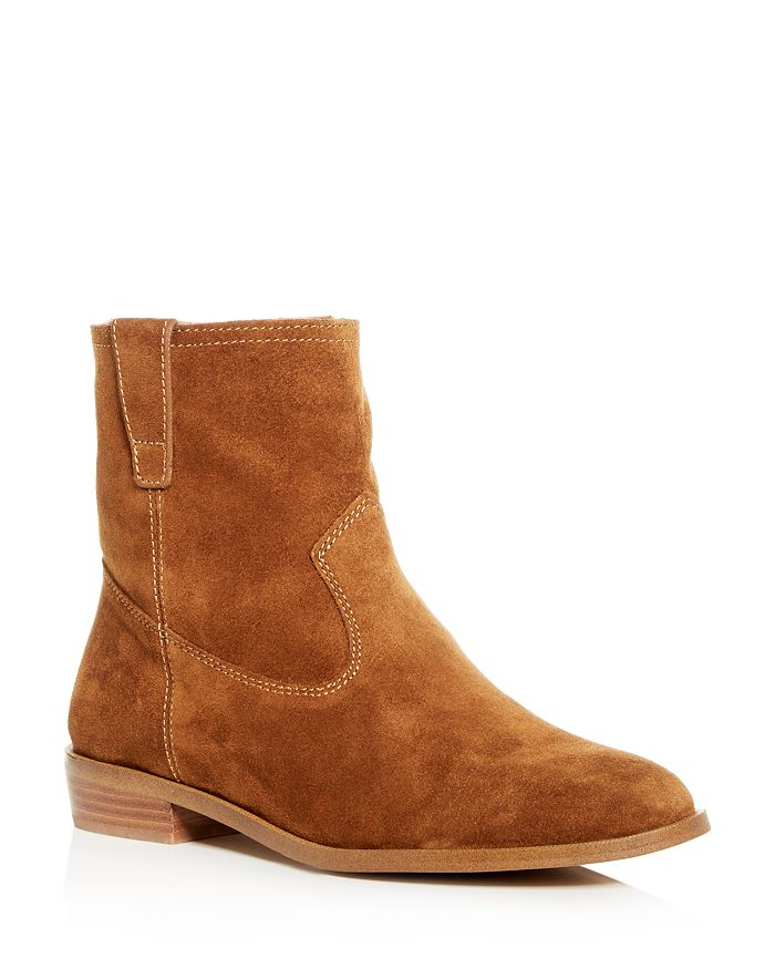 Rebecca Minkoff - Women's Chasidy Low-Heel Booties
