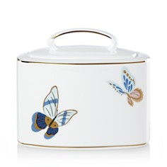 kate spade new york Eden Court Sugar Bowl with Lid - 100% Exclusive - Bloomingdale's_0