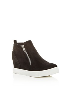 STEVE MADDEN - Girls' JWedgie Hidden Wedge Sneakers - Little Kid, Big Kid