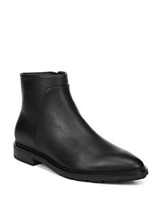 Via Spiga - Women's Evanna Leather Booties