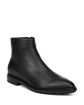 4d540faa8ba Via Spiga - Women s Evanna Leather Booties ...