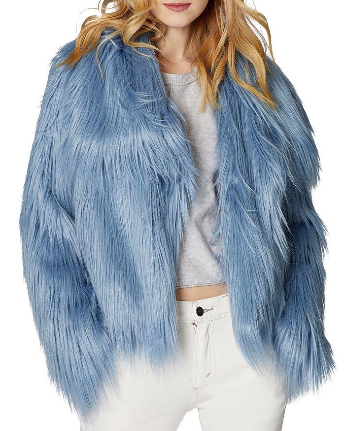 SAGE Collective - Glacier Faux Fur Jacket
