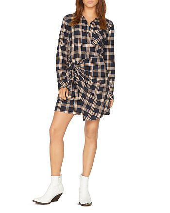 Sanctuary - Ani Wrap Shirt Dress - 100% Exclusive 6f896587b4cc