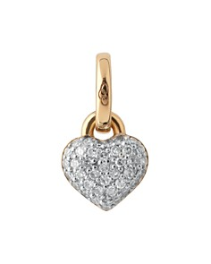 Links of London Mini Pavé Diamond Heart Charm - Bloomingdale's_0