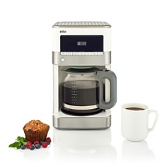 Braun - BrewSense 12-Cup Drip Coffee Maker