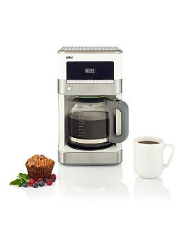 Braun - BrewSense 12-Cup Drip Coffee Maker