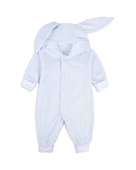 Livly - Boys' Hooded Romper with Bunny Ears - Baby