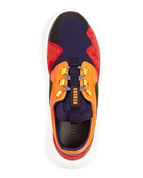 Versus Versace - Men's Color-Block Lace-Up Sneakers