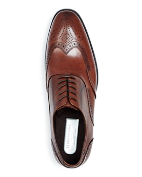 Kenneth Cole - Men's Brant Leather Wingtip Oxfords