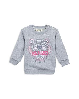 Kenzo Girls Tiger Graphic Sweatshirt  Baby