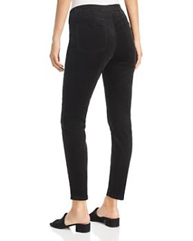 Eileen Fisher - Corduroy Legging Jeans in Black