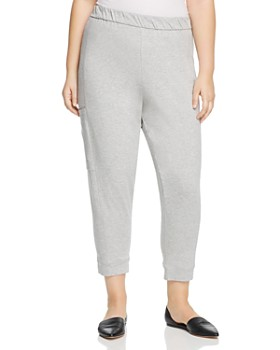 Eileen Fisher Plus - Slouchy Jogger Pants