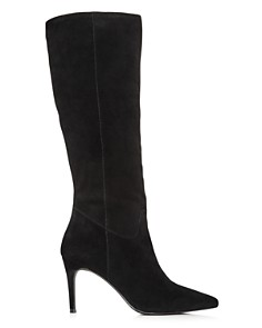AQUA - Women's Lenni Suede Tall Boots - 100% Exclusive