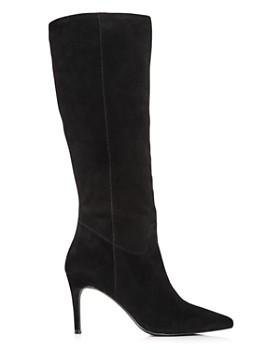 AQUA - Women's Lenni Suede Tall Boots - 100% Exclusive