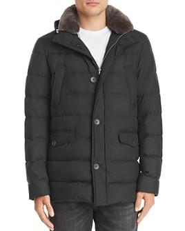 Herno - Eskimo Hooded Jacket