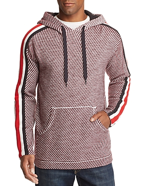 Tommy Hilfiger x Lewis Hamilton Textured Hooded Sweatshirt