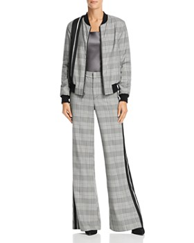 Alice and Olivia - Lonnie Reversible Bomber Jacket