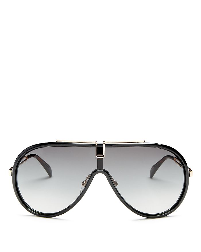 Givenchy - Women's Shield Sunglasses, 140mm