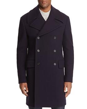 Michael Kors - Double-Breasted Overcoat