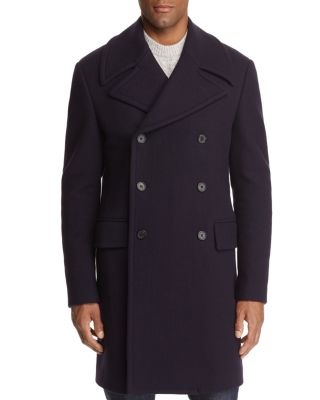 Double Breasted Overcoat by Michael Kors