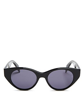 rag & bone - Women's Cat Eye Sunglasses, 49mm