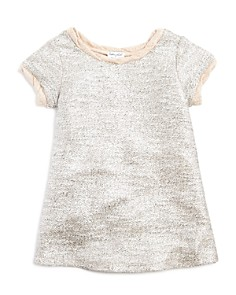 Splendid - Girls' Metallic Shift Dress - Little Kid