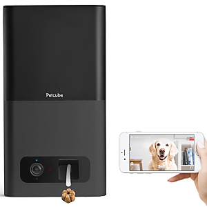 Pet Cube Bites Wi-Fi Pet Camera & Treat Dispenser