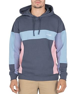 Barney Cools B.Quick Color-Block Hooded Sweatshirt