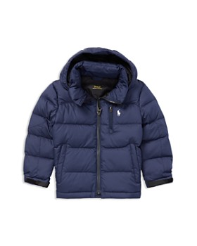 Ralph Lauren - Boys' Quilted Coat - Little Kid