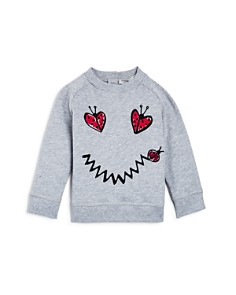 Stella McCartney - Girls' Betty Lady Bug Smiley Sweatshirt - Baby