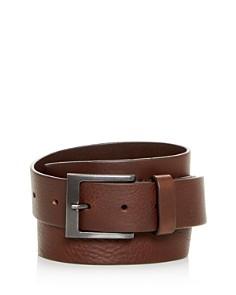 BOSS Hugo Boss Chester Leather Belt - Bloomingdale's_0